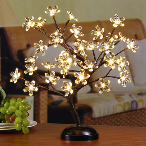 Bonsai Tree Lighting Centerpiece Bright Source Ltd