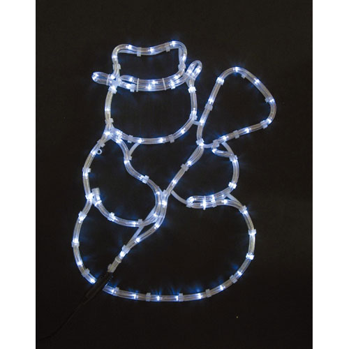 News bright source ltd product detail 3m snowman clear rope lights aloadofball Images